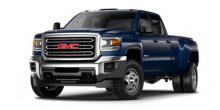 2019 Sierra 3500HD Crew Cab Chassis 4WD