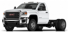 2019 Sierra 3500HD Regular Cab Chassis 2WD
